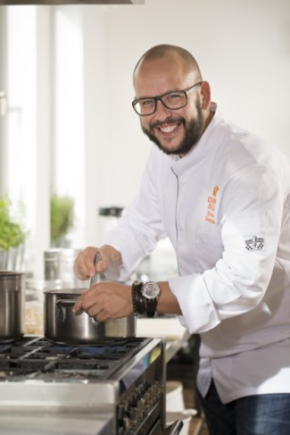 Stefaan Daeninck, chef, food stylist